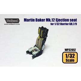 Martin Baker Mk.12 Ejection seat (for RAF Harrier GR.7/9)