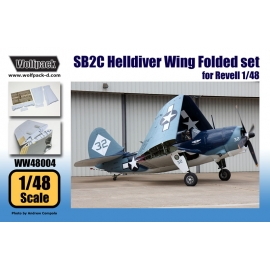 SB2C Helldiver Wing Folded set (for Revell 1/48)