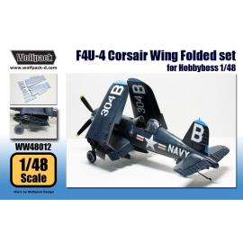 F4U-4 Corsair Wing Folded set (for Hobbyboss 1/48)