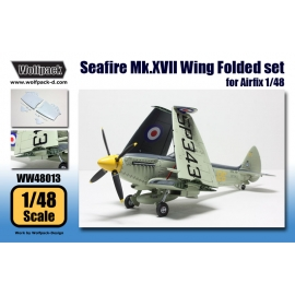 Seafire Mk.XVII Wing Folded set (for Airfix 1/48)