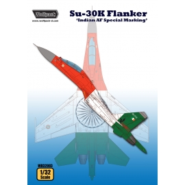 Su-30K Flanker 'Indian AF Special Marking'