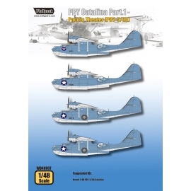 PBY Catalina Part.1 - Pacific Theater (PBY-5/5A)