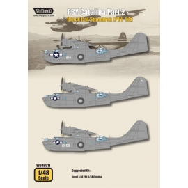 PBY Catalina Part.2 - Black Cat Squadron (PBY-5A)
