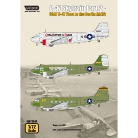 C-47 Skytrain Part.2 - USAF C-47 Fleet to the Berlin Airlift