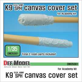 ROK K9 SPH Canvas cover set