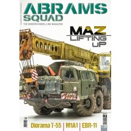 Abrams Squad 25 CASTELLANO