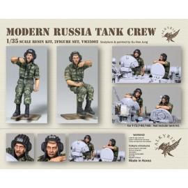 1/35 Modern Russian Tank Crew (2 Figures)