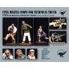 1/35 Civil Militia Corps for Technical Truck (3 Figures)