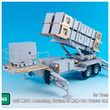 1/35 M901 Launching station of MIM-104 Patriot SAM System (PAC-2)