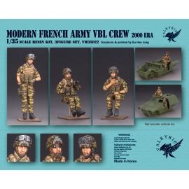 1/35 Modern French Army VBL Crew - 2000 Era (3 Figures)