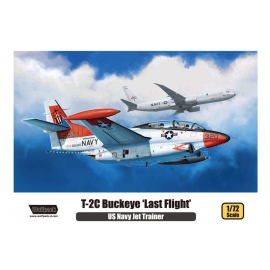 T-2C Buckeye 'Last Flight'