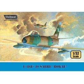F-86F-40 SABRE 'ROKAF'