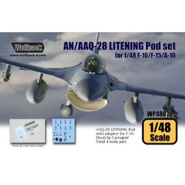 AN/AAQ-28 LITENING Pod for F-16