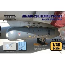 AN/AAQ-28 LITENING Pod for USMC F/A-18