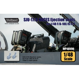 SJU-17/A NACES Ejection seat for F/A-18 (2 pcs)