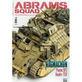 Abrams Squad 27 ENGLISH