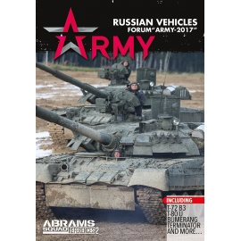 FORUM ARMY 2017 - RUSSIAN VEHICLES