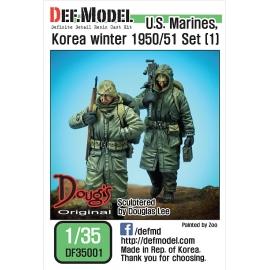 US Marines Korea Winter 1950/51 Set 1 (2 Figures)