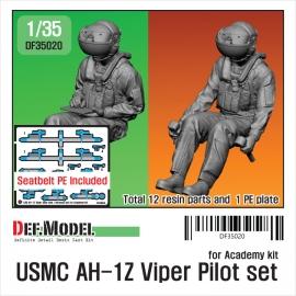 USMC AH-1Z Viper Pilot set 1/35