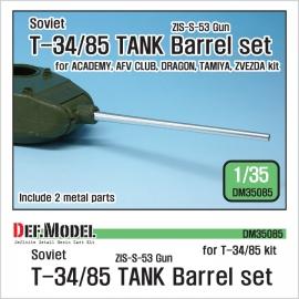 T-34/85 Barrel set 1/35