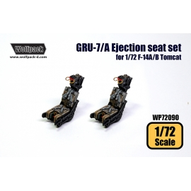 GRU-7/A Ejection seat set (for 1/72 F-14A/B Tomcat)