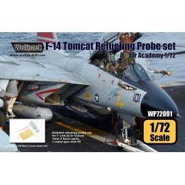 F-14 Tomcat Refueling Probe set (for Academy 1/72)