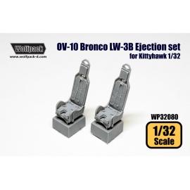 OV-10 Bronco LW-3B Ejection Seat set (for Kittyhawk)