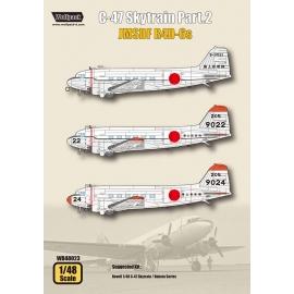 C-47 Skytrain Part.2 - JMSDF R4D-6s