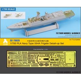 [SE-70029] 1/700 PLA Navy Type 054A Frigate Detail-up Set (for Trumpeter)