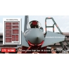 1/72 Remove Before Flight Tags UK (Colored etching Parts)