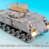 1/35 British APC FV432 MK.2/1 Detail-up Set (for TAKOM)