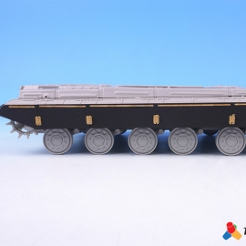 1/35 Russian T-64A/B/BV Side Skirts set for Trumpeter