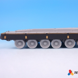 1/35 Russian T-80B Side Skirts set for Trumpeter