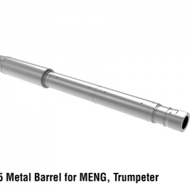 Russian 125mm 2A46M-5 Metal Barrel for MENG, Trumpeter