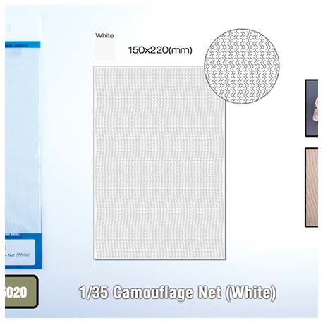 1/35 Camouflage Net (White)