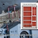 1/48 Remove Before Flight Tags (Colored etching Parts)